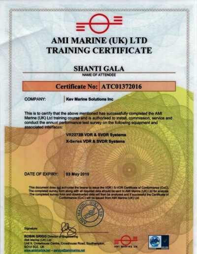 AMI VDR29032017-1